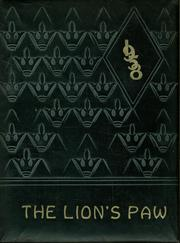 1958 Edition, Granger High School - Lions Paw Yearbook (Granger, TX)
