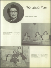 Page 11, 1958 Edition, Granger High School - Lions Paw Yearbook (Granger, TX) online yearbook collection