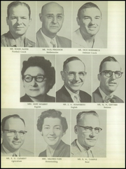 Page 16, 1958 Edition, Granger High School - Lions Paw Yearbook (Granger, TX) online yearbook collection