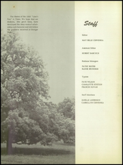 Page 7, 1958 Edition, Granger High School - Lions Paw Yearbook (Granger, TX) online yearbook collection