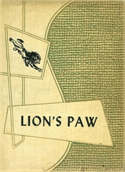 1959 Edition, Granger High School - Lions Paw Yearbook (Granger, TX)
