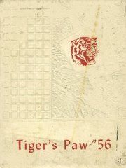 1956 Edition, Trenton High School - Tigers Paw Yearbook (Trenton, TX)