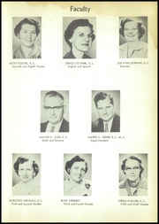 Page 15, 1956 Edition, Ponder High School - Lion Yearbook (Ponder, TX) online yearbook collection