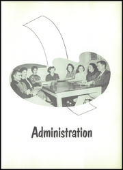 Page 11, 1957 Edition, Ponder High School - Lion Yearbook (Ponder, TX) online yearbook collection