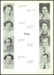 Page 17, 1957 Edition, Ponder High School - Lion Yearbook (Ponder, TX) online yearbook collection