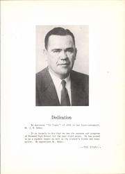 Page 13, 1948 Edition, Bremond High School - El Tigre Yearbook (Bremond, TX) online yearbook collection