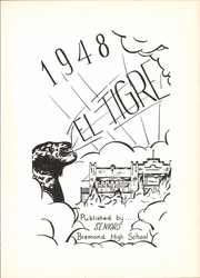 Page 9, 1948 Edition, Bremond High School - El Tigre Yearbook (Bremond, TX) online yearbook collection