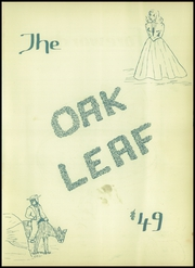 Page 5, 1949 Edition, Lometa High School - Oakleaf Yearbook (Lometa, TX) online yearbook collection