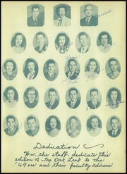Page 7, 1949 Edition, Lometa High School - Oakleaf Yearbook (Lometa, TX) online yearbook collection