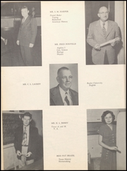 Page 10, 1951 Edition, Lometa High School - Oakleaf Yearbook (Lometa, TX) online yearbook collection