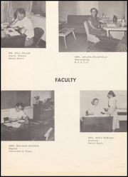 Page 10, 1954 Edition, Lometa High School - Oakleaf Yearbook (Lometa, TX) online yearbook collection
