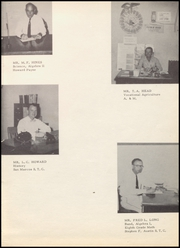 Page 11, 1954 Edition, Lometa High School - Oakleaf Yearbook (Lometa, TX) online yearbook collection