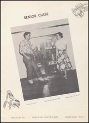 Page 13, 1954 Edition, Lometa High School - Oakleaf Yearbook (Lometa, TX) online yearbook collection