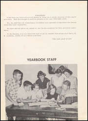 Page 6, 1954 Edition, Lometa High School - Oakleaf Yearbook (Lometa, TX) online yearbook collection