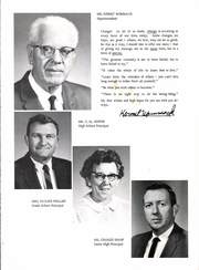 Page 9, 1968 Edition, Detroit High School - Eagle Yearbook (Detroit, TX) online yearbook collection