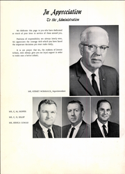 Page 10, 1969 Edition, Detroit High School - Eagle Yearbook (Detroit, TX) online yearbook collection