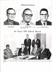 Page 8, 1972 Edition, La Pryor High School - Bulldog Yearbook (La Pryor, TX) online yearbook collection