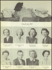 Page 12, 1949 Edition, Port Arthur High School - Sea Gull Yearbook (Port Arthur, TX) online yearbook collection