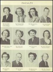 Page 13, 1949 Edition, Port Arthur High School - Sea Gull Yearbook (Port Arthur, TX) online yearbook collection
