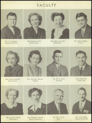 Page 14, 1949 Edition, Port Arthur High School - Sea Gull Yearbook (Port Arthur, TX) online yearbook collection