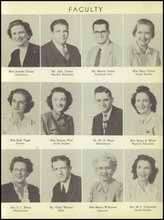 Page 17, 1949 Edition, Port Arthur High School - Sea Gull Yearbook (Port Arthur, TX) online yearbook collection