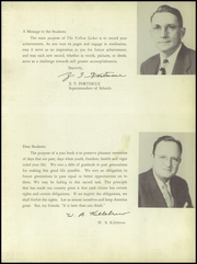 Page 7, 1949 Edition, Port Arthur High School - Sea Gull Yearbook (Port Arthur, TX) online yearbook collection