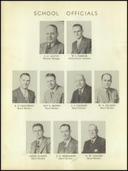 Page 8, 1949 Edition, Port Arthur High School - Sea Gull Yearbook (Port Arthur, TX) online yearbook collection