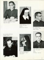 Page 13, 1967 Edition, Alamo Catholic High School - RoundUp Yearbook (Amarillo, TX) online yearbook collection