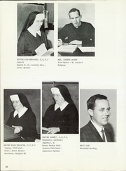 Page 14, 1967 Edition, Alamo Catholic High School - RoundUp Yearbook (Amarillo, TX) online yearbook collection