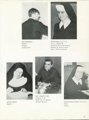 Page 15, 1967 Edition, Alamo Catholic High School - RoundUp Yearbook (Amarillo, TX) online yearbook collection