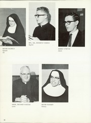 Page 16, 1967 Edition, Alamo Catholic High School - RoundUp Yearbook (Amarillo, TX) online yearbook collection