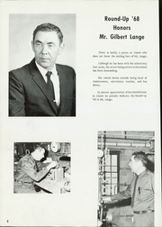 Page 12, 1968 Edition, Alamo Catholic High School - RoundUp Yearbook (Amarillo, TX) online yearbook collection