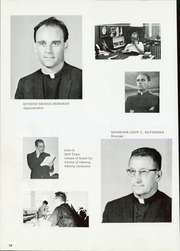 Page 14, 1968 Edition, Alamo Catholic High School - RoundUp Yearbook (Amarillo, TX) online yearbook collection