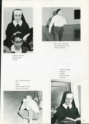 Page 17, 1968 Edition, Alamo Catholic High School - RoundUp Yearbook (Amarillo, TX) online yearbook collection