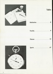 Page 8, 1968 Edition, Alamo Catholic High School - RoundUp Yearbook (Amarillo, TX) online yearbook collection