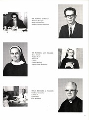 Page 15, 1969 Edition, Alamo Catholic High School - RoundUp Yearbook (Amarillo, TX) online yearbook collection