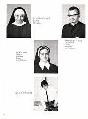 Page 16, 1969 Edition, Alamo Catholic High School - RoundUp Yearbook (Amarillo, TX) online yearbook collection