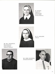 Page 17, 1969 Edition, Alamo Catholic High School - RoundUp Yearbook (Amarillo, TX) online yearbook collection
