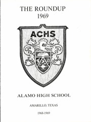 Page 5, 1969 Edition, Alamo Catholic High School - RoundUp Yearbook (Amarillo, TX) online yearbook collection