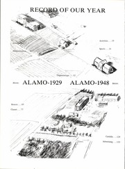 Page 6, 1969 Edition, Alamo Catholic High School - RoundUp Yearbook (Amarillo, TX) online yearbook collection