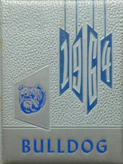 1964 Edition, Avery High School - Bulldog Yearbook (Avery, TX)