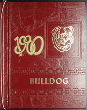 1980 Edition, Avery High School - Bulldog Yearbook (Avery, TX)