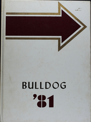 1981 Edition, Avery High School - Bulldog Yearbook (Avery, TX)