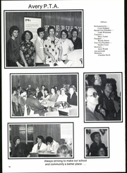 Page 14, 1981 Edition, Avery High School - Bulldog Yearbook (Avery, TX) online yearbook collection