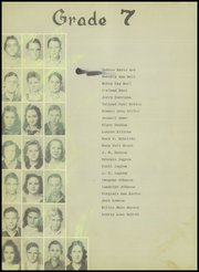 Page 14, 1942 Edition, Throckmorton High School - Greyhound Yearbook (Throckmorton, TX) online yearbook collection