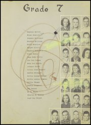 Page 15, 1942 Edition, Throckmorton High School - Greyhound Yearbook (Throckmorton, TX) online yearbook collection