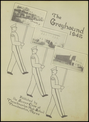 Page 5, 1942 Edition, Throckmorton High School - Greyhound Yearbook (Throckmorton, TX) online yearbook collection