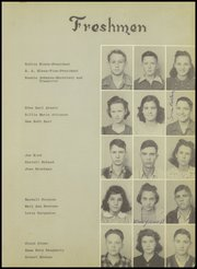 Page 9, 1942 Edition, Throckmorton High School - Greyhound Yearbook (Throckmorton, TX) online yearbook collection