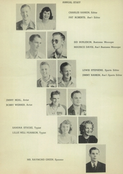 Page 10, 1948 Edition, Eden High School - Bulldog Yearbook (Eden, TX) online yearbook collection
