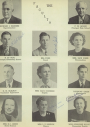 Page 11, 1948 Edition, Eden High School - Bulldog Yearbook (Eden, TX) online yearbook collection